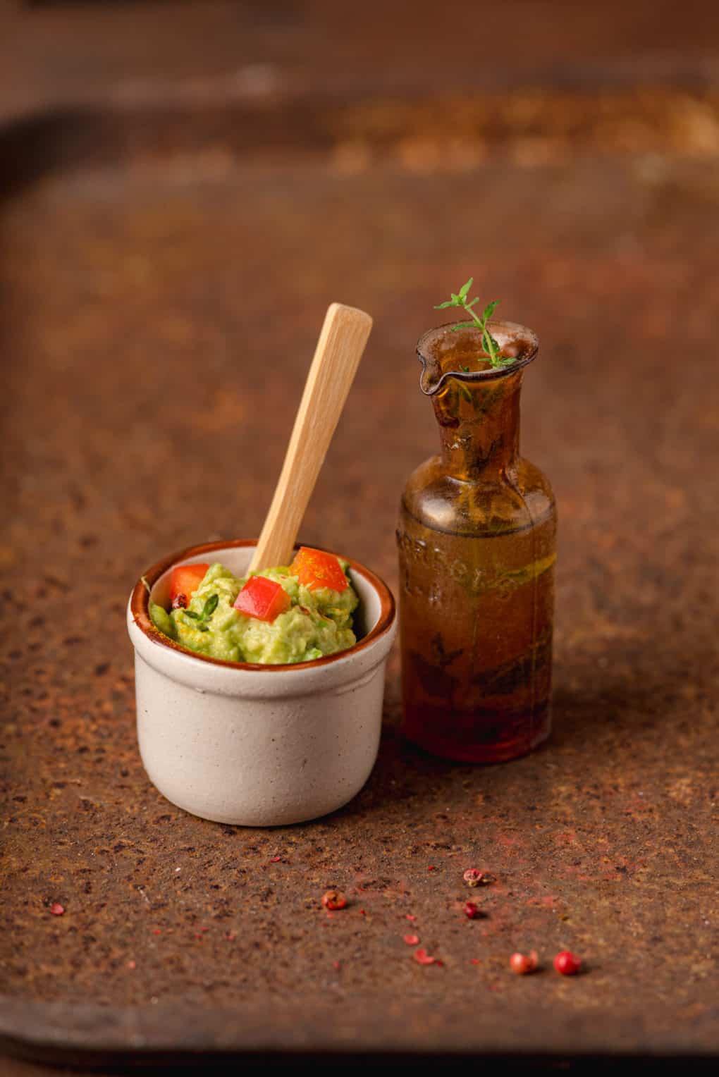 Guacamole z papryką